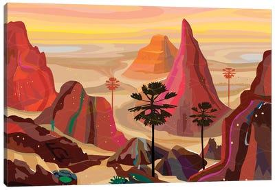 Healing Landscape Canvas Art Print