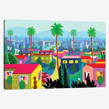 Dear California  Canvas Print #HRK160} by Charles Harker Canvas Wall Art