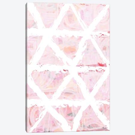 Rosa Skumble Canvas Print #HRK164} by Charles Harker Art Print