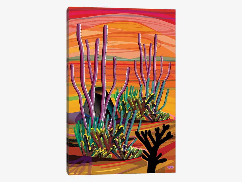 Ajo by Charles Harker 1-piece Canvas Art