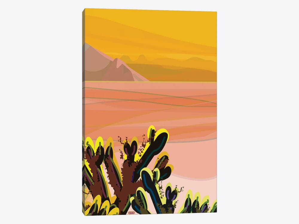 Cholla by Charles Harker 1-piece Canvas Wall Art