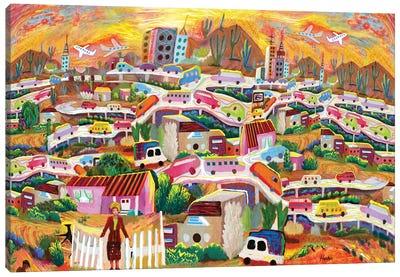La Finikera Canvas Art Print