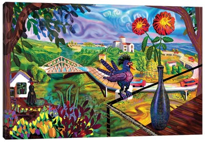 Zipolite Canvas Art Print