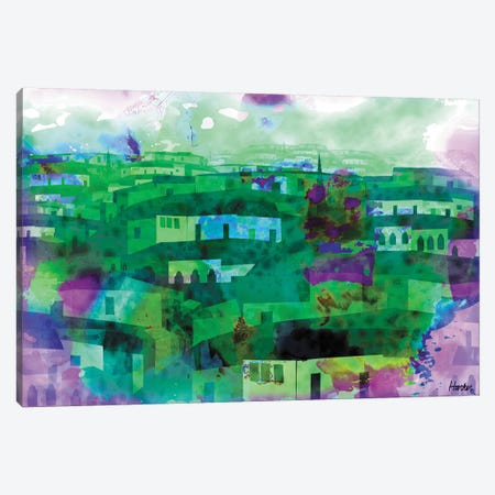 After The Rain Canvas Print #HRK180} by Charles Harker Canvas Artwork