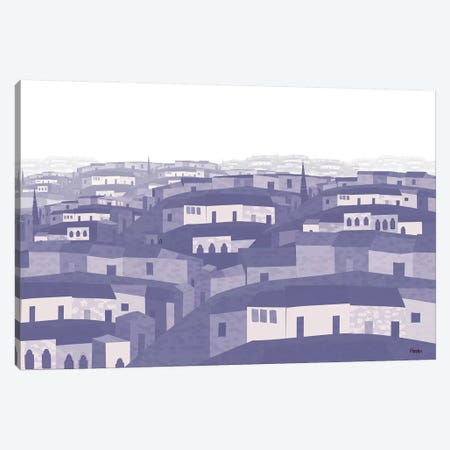 Tlalnepantla Canvas Print #HRK194} by Charles Harker Canvas Wall Art