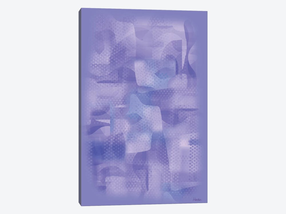 Almost Blue by Charles Harker 1-piece Canvas Artwork
