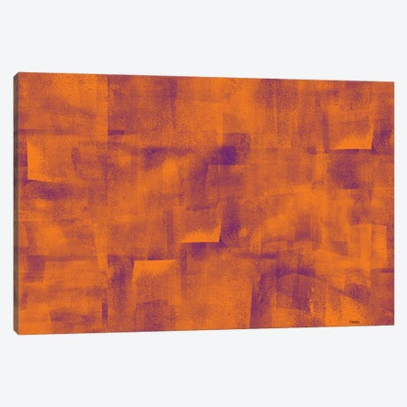 Rusty Patina Canvas Print #HRK226} by Charles Harker Canvas Art