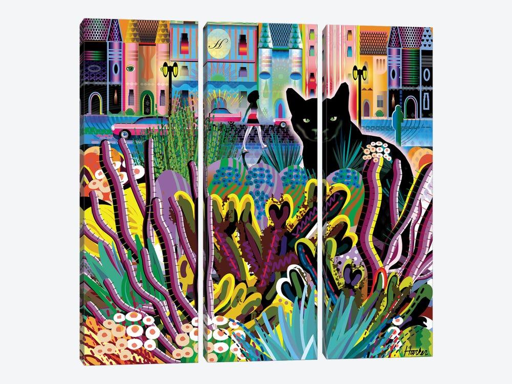 20 Belisario Dominguez by Charles Harker 3-piece Art Print
