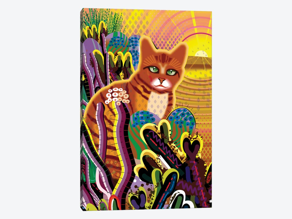 Coco by Charles Harker 1-piece Canvas Art Print