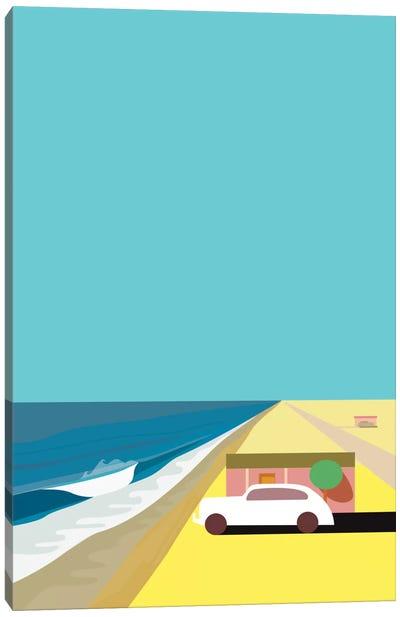 Mar de Cortez Canvas Art Print