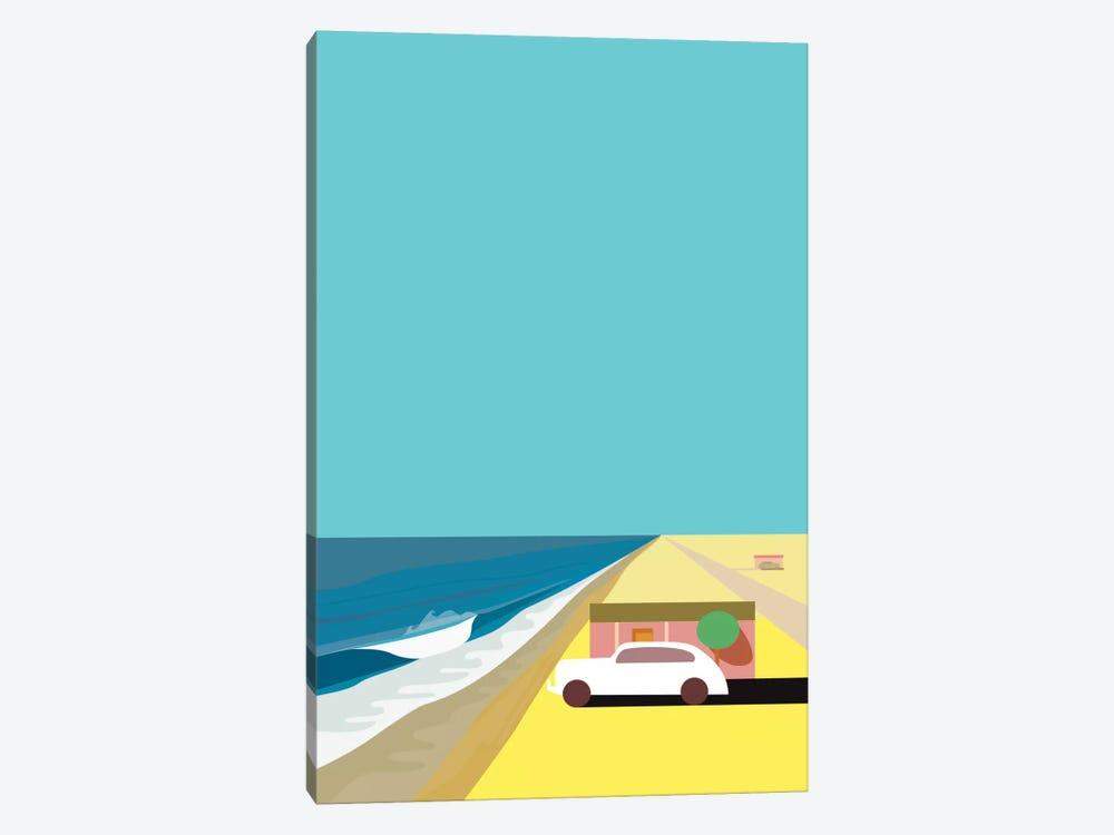 Mar de Cortez by Charles Harker 1-piece Canvas Print