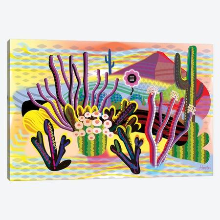 Ayahuasca Garden Canvas Print #HRK251} by Charles Harker Canvas Wall Art