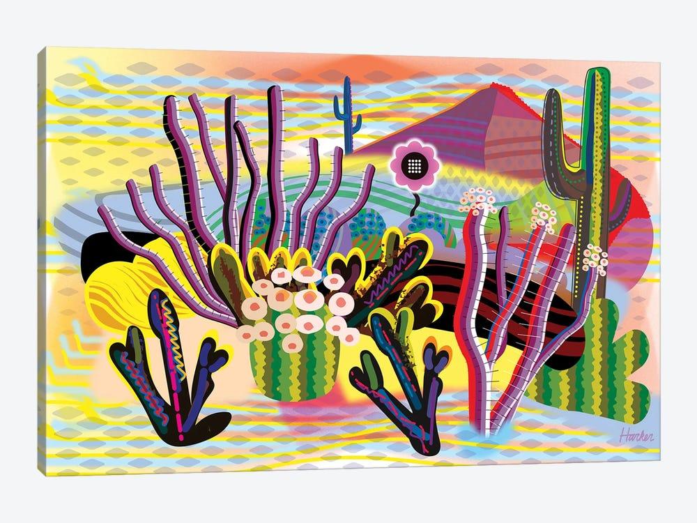 Ayahuasca Garden by Charles Harker 1-piece Canvas Artwork