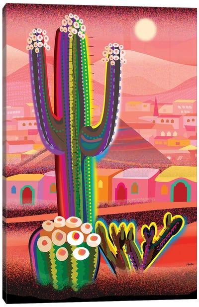 Zacatecas Canvas Art Print
