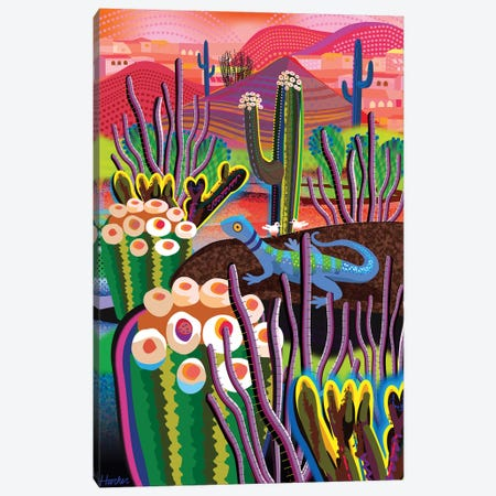 Sunnyslope Canvas Print #HRK262} by Charles Harker Canvas Print