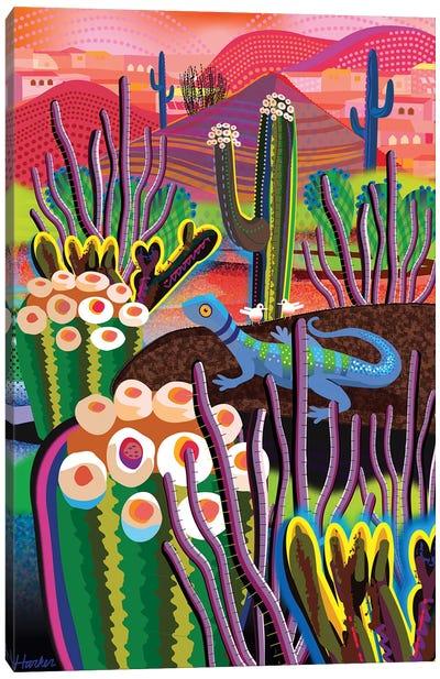 Sunnyslope Canvas Art Print