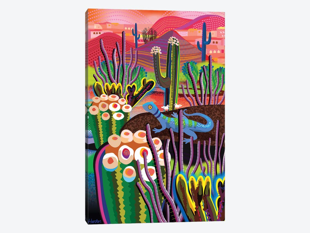 Sunnyslope by Charles Harker 1-piece Canvas Artwork