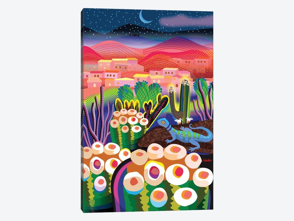 Wonder Valley Night by Charles Harker 1-piece Canvas Art