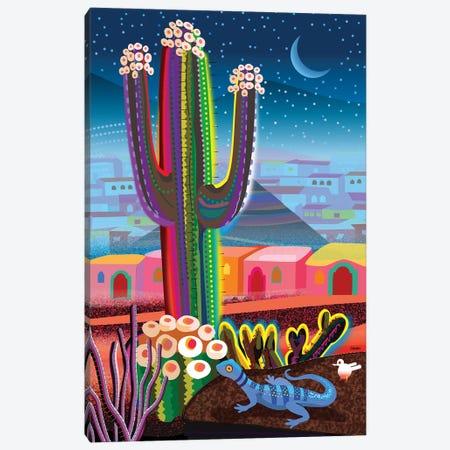 Hermosillo Canvas Print #HRK266} by Charles Harker Canvas Artwork