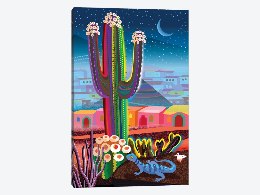 Hermosillo by Charles Harker 1-piece Canvas Wall Art