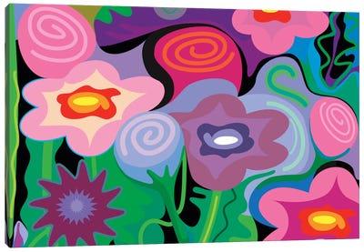 Mexico City Song Canvas Art Print