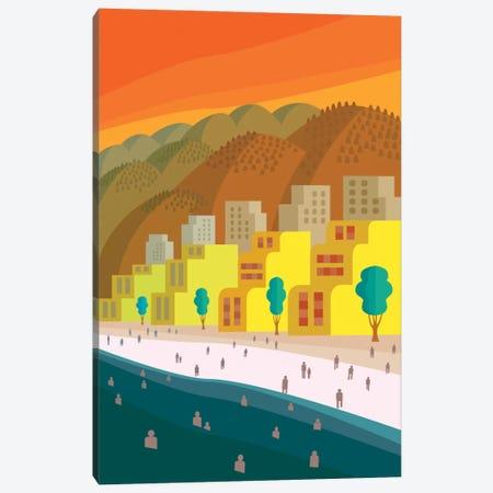 Puerto Penasco Canvas Print #HRK36} by Charles Harker Canvas Print