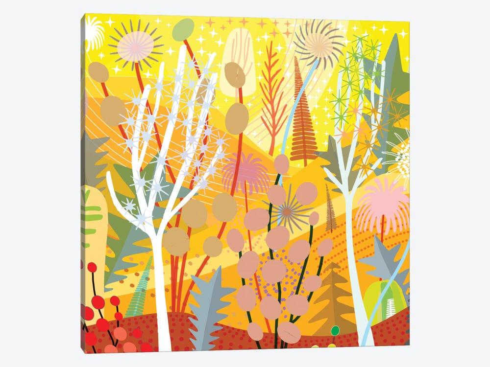 Sinaloa Lemon Summer by Charles Harker 1-piece Canvas Art