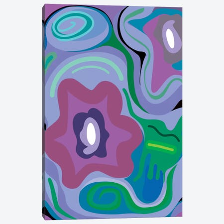 Spin Canvas Print #HRK42} by Charles Harker Canvas Print