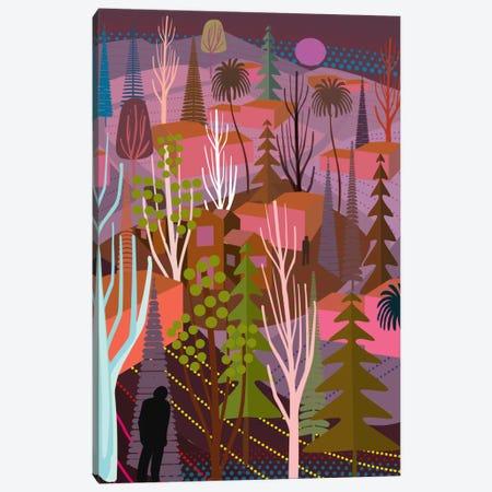 Caligula Palm Springs Canvas Print #HRK4} by Charles Harker Canvas Art