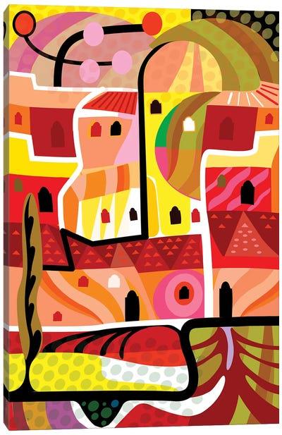 Gore V In Ravello Canvas Art Print