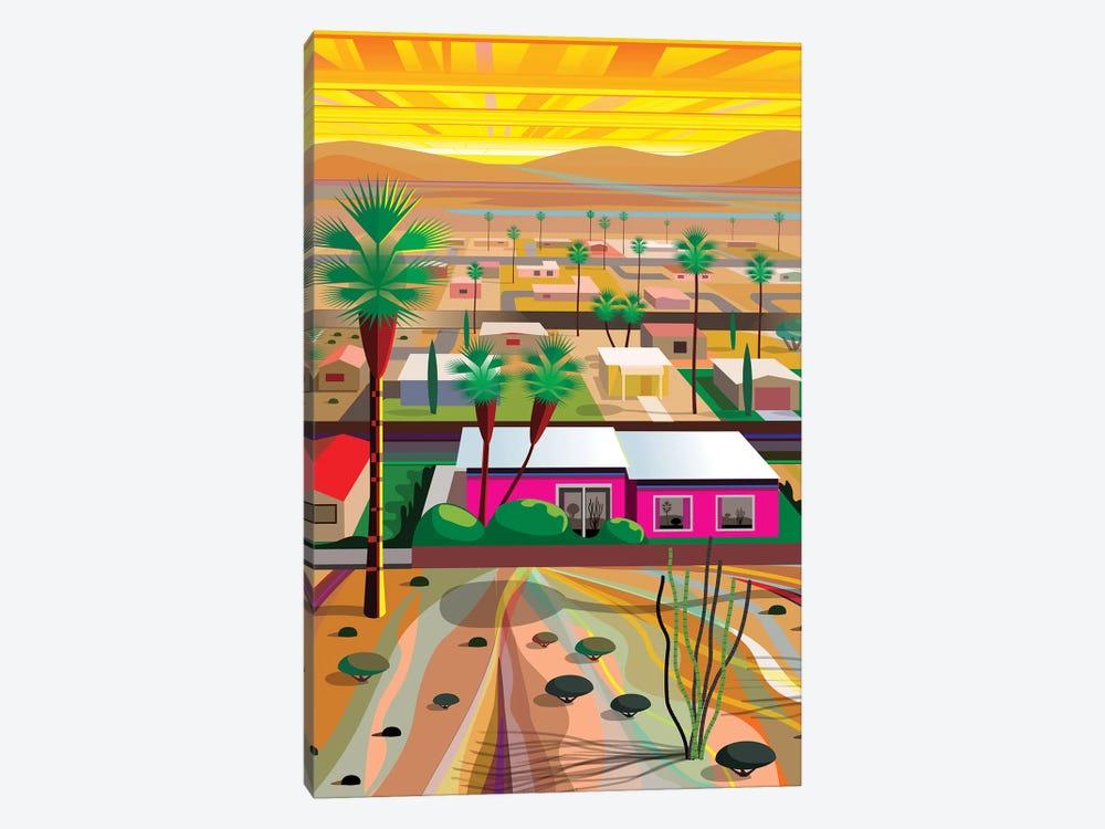 Twentynine Palms, Vertical by Charles Harker 1-piece Canvas Print