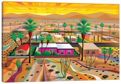 Twentynine Palms Canvas Art Print