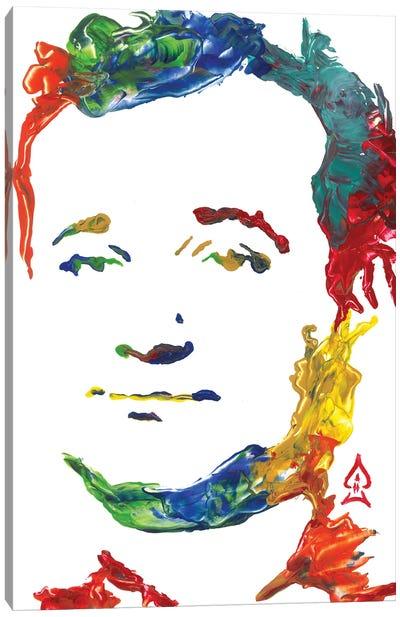 Bill Murray Canvas Art Print