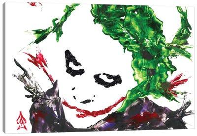 Joker Abstract I Canvas Art Print
