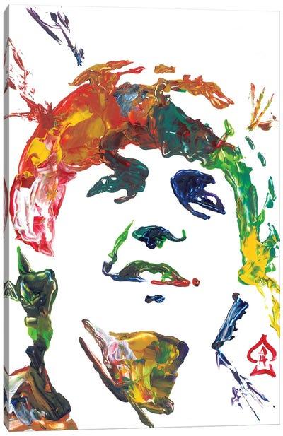 Paul M Canvas Art Print