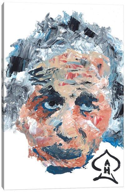 Einstein I Canvas Art Print
