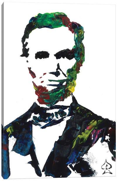 Lincoln II Canvas Art Print