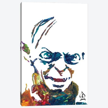Gollum Canvas Print #HRR20} by Andrew Harr Canvas Art