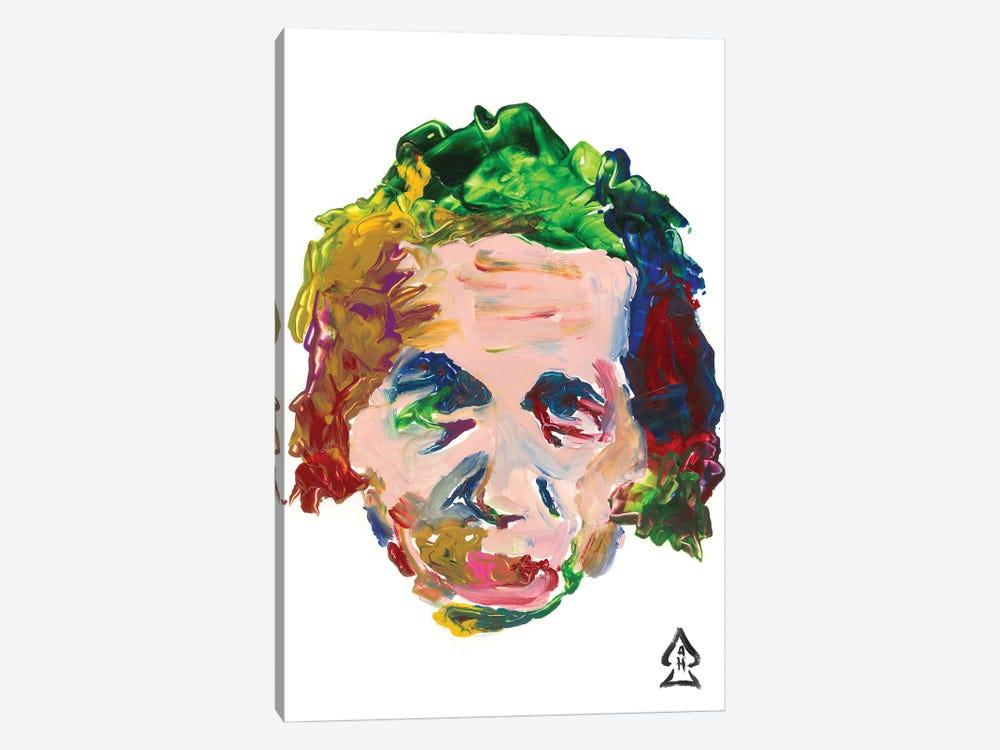 Einstein II by Andrew Harr 1-piece Canvas Wall Art