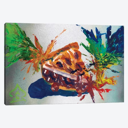 Cherry Pie Canvas Print #HRR23} by Andrew Harr Canvas Artwork