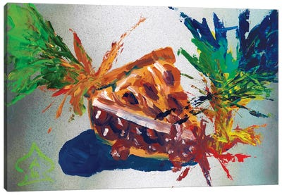 Cherry Pie Canvas Art Print