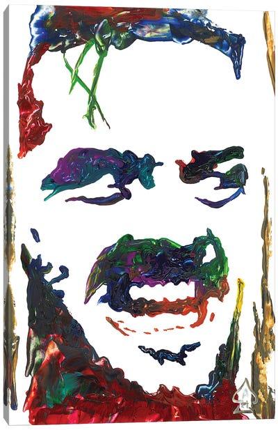 Here's Johnny Canvas Art Print