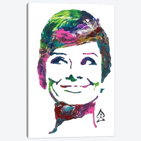 Hepburn II Canvas Print #HRR45} by Andrew Harr Canvas Print