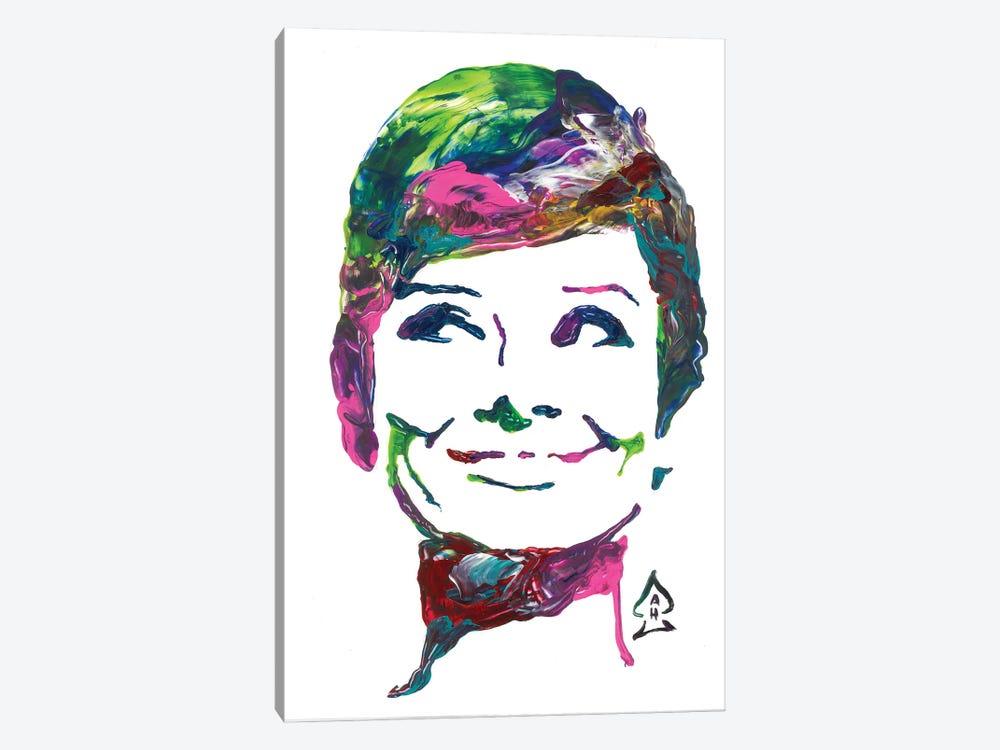 Hepburn II by Andrew Harr 1-piece Canvas Art Print
