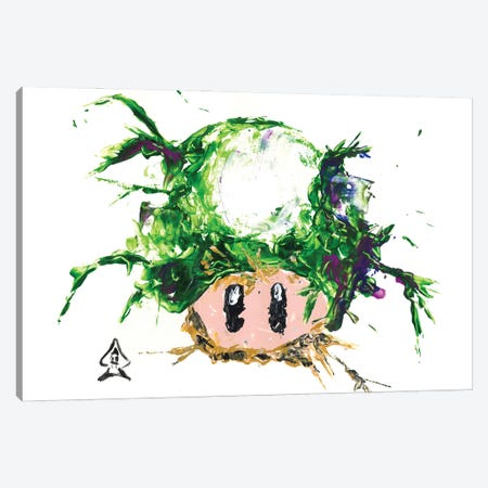 1Up Canvas Print #HRR47} by Andrew Harr Canvas Art Print