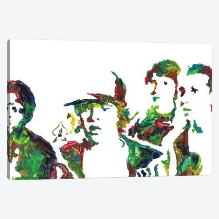 Stranger Things Canvas Print #HRR53} by Andrew Harr Canvas Art Print