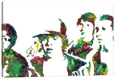Stranger Things Canvas Art Print