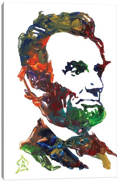 Lincoln I Canvas Art Print