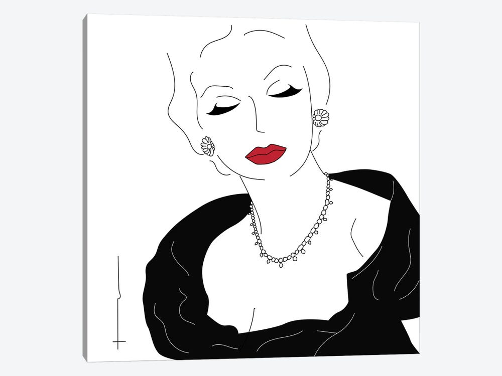 Monday Morning Business Casual. by Antonia Harris 1-piece Art Print