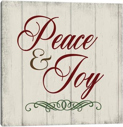 Christmas Peace II Canvas Art Print